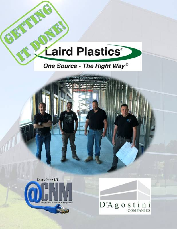 Flyer Laird Plastics CNM & D'Agostini (1)